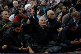 مراسم دعای توسل مسجد مقدس جمکران