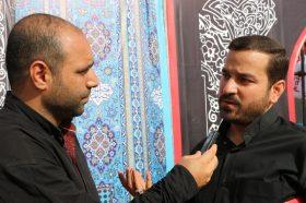 فعالیت مرکز گل نرگس در موکب مسجد مقدس جمکران بینظیر است