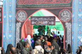 امکان اسکان 400 زائر بانو در موکب مسجد مقدس جمکران فراهم شد