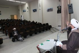 نشست مهدویت، غرب و سینمای هالیوود در دانشگاه جیرفت برگزار شد