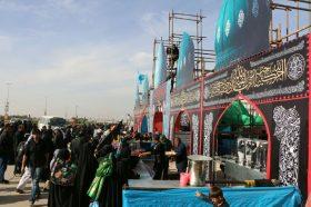 ۱۲ هزار زائر میهمان موکب مسجد مقدس جمكران شدند