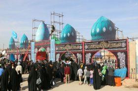پذیرایی از دو هزار و اسکان یک هزار زائر حسینی در موکب جمکران