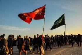 پیاده روی اربعین؛ نمایش ورزیدگی شیعیان برای نصرت امام زمان(عج)