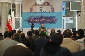 نشست صمیمی معاون اجرایی با خادمان مسجد مقدس جمکران