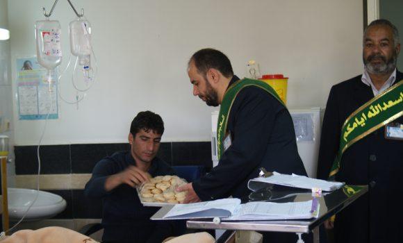اعزام خادمان مسجد مقدس جمکران به مناطق زلزلهزده استان کرمانشاه