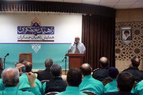 همکاریهای بسیج با مسجد مقدس جمکران گسترش می یابد