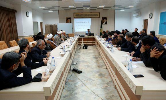 مسجد محوری اساسیترین راهکار توسعه سرمایه اجتماعی