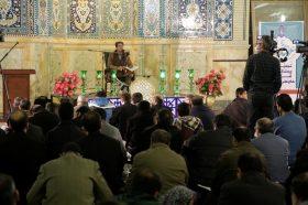محفل بزرگ قرآنی عهد جانان