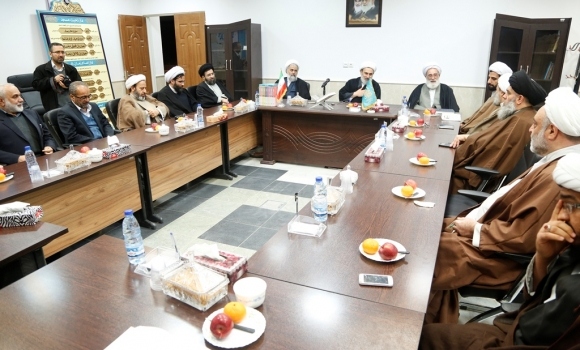 نشست خطبای برجسته کشور با تولیت مسجد مقدس جمکران