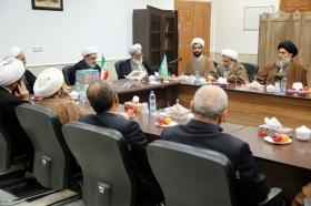 نشست خطبای برجسته کشور با تولیت مسجد مقدس جمکران برگزار شد