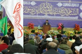 مراسم دعای کمیل مسجدمقدس جمکران