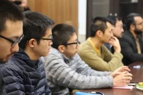 نشت هم اندیشی طلاب ژاپنی در مسجد مقدس جمکران