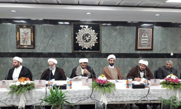 نشست هم اندیشی نمایندگان اعتاب مقدس جهان اسلام در کربلای معلی