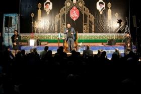 مراسم شهادت حضرت زهرا(سلام الله علیها) با حضور خادمان مسجد مقدس جمکران