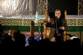 مراسم شهادت حضرت زهرا(سلام الله علیها) با حضور مداحان آذری زبان