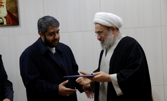 سرپرست معاونت فرهنگی مسجد مقدس جمکران معرفی شد