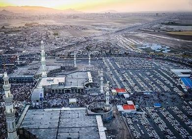 اسکان روزانه 15 هزار زائر در مسجد مقدس جمکران