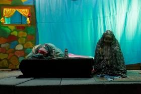 گل نرگس در ایام شهادت حضرت زهرا(سلام الله علیها)