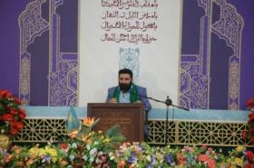 نخستین مراسم دعای توسل مسجد مقدس جمکران در سال 96