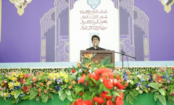 کرسی ملی تلاوت در مسجد مقدس جمکران برگزار میشود