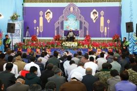برگزاری مراسم دعای ندبه مسجد مقدس جمکران