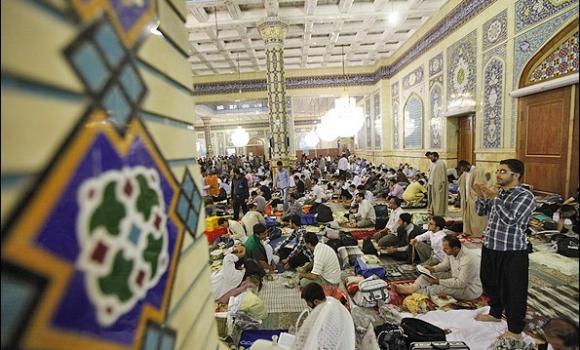 آغاز ثبتنام اعتكاف دهه پاياني ماه رمضان در مسجد مقدس جمكران