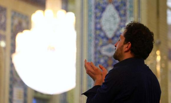 حضور ۵۰۰ معتکف در اعتکاف رمضانی مسجد مقدس جمکران