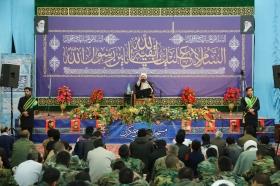 مراسم قرائت دعای کمیل مسجد مقدس جمکران