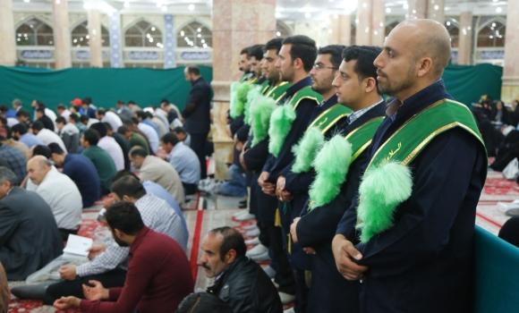 برگزاری همایش خادمان منتظر در مسجد مقدس جمکران