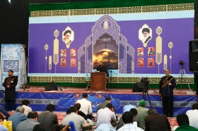 مراسم دعای کمیل مسجد مقدس جمکران
