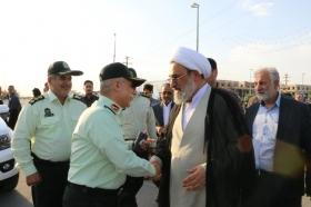 بازدید تولیت مسجد مقدس جمکران از فعالیت دستگاه های اجرایی