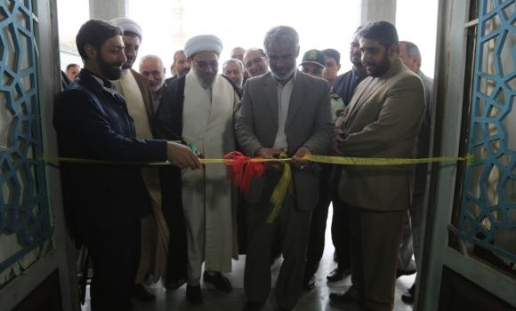 نمایشگاه محتوایی «قاب نصرت» با موضوع خلقت آدم تا خاتم الاوصیا افتتاح شد