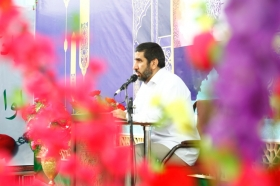 دعای ندبه مسجد مقدس جمکران