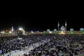 عرض تسلیت کاروانهای راهیان جمکران به امام زمان(علیه السلام)/تجلیل از مواکب مهدوی فعال در ایام اربعین حسینی