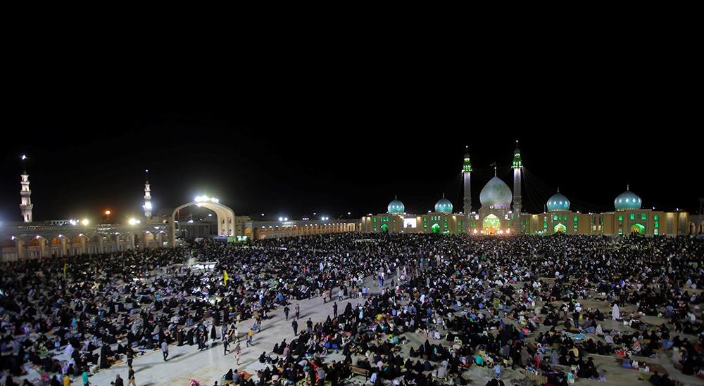 برنامه های مسجد مقدس جمکران در ایام ماه مبارک رمضان