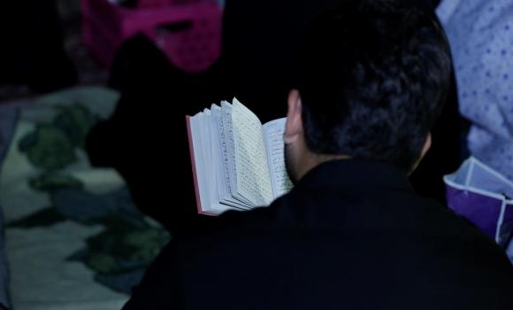 پخش زنده احیای شب بیست و یکم از مسجد مقدس جمکران در شبکه پنج سیما