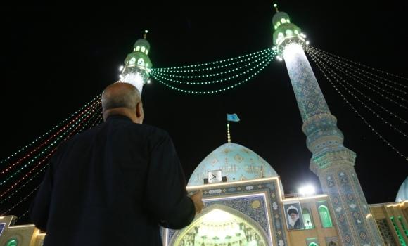 مراسم دعای توسل
