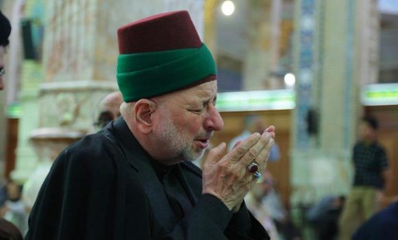 در هر سفر به قم به مسجد مقدس جمکران مشرف می شوم/خدمت به امام حسین(علیه السلام) مصادیقی بی نهایت دارد
