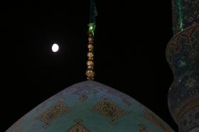 قرائت دعای کمیل در شب میلاد امام رضا(علیه السلام)