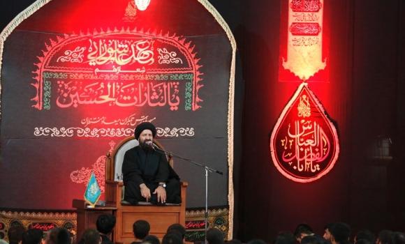 گره گشایی از مشکلات شیعیان راهکار بازگرداندن آرامش به جامعه