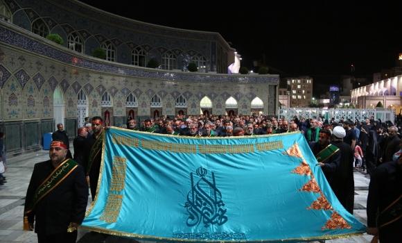 اعزام 250 نفر از خادمان افتخاری مسجد جمکران به مشهد مقدس