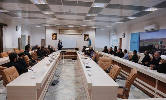 مسجد مقدس جمکران قطب آموزش اقتصاد مقاومتی قرار گیرد