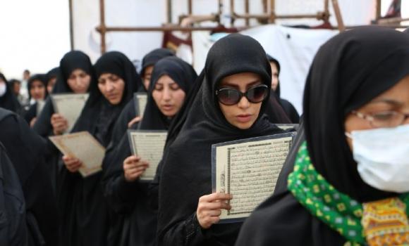 موکب جمکران امکانات فرهنگی بیشتری را برای زائران حسینی فراهم کند