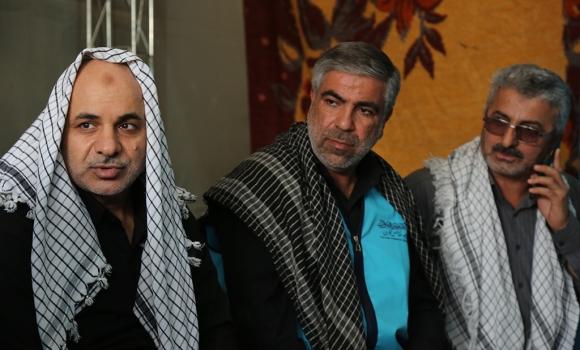 هدف موکبهای ایرانی در مسیر نجف به کربلا خدمترسانی بیشتر است