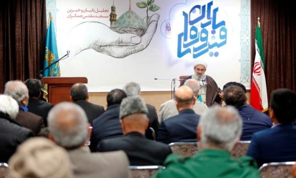 تجهیز و توسعه مساجد حسنه جاریه است/جریان مهدویت و فلسفه ظهور مقابل هجمه های فرهنگی ایستاده است