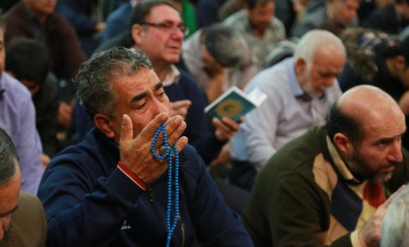 مراسم دعاي ندبه در ايام دهه فجر