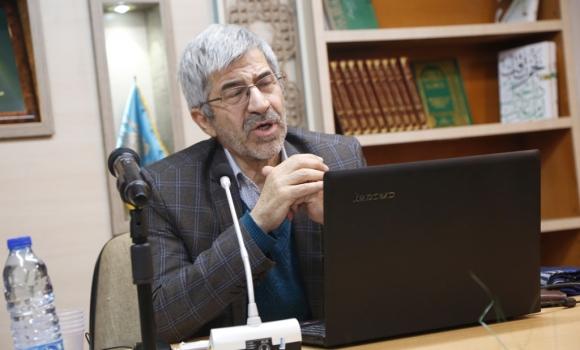 انقلاب اسلامی گذار بین جامعه نبوی و جامعه مهدوی است