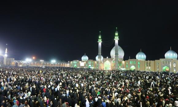 برنامههای مسجد مقدس جمکران در سالروز بنای این مسجد به امر امام زمان (علیه السلام)