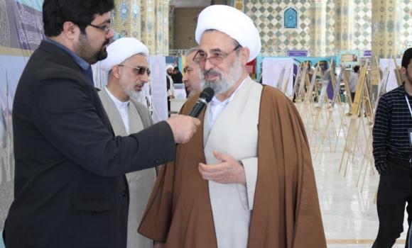 اجرای برنامههای فرهنگی و نمایشگاه های مختلف نوروزی در مسجد مقدس جمکران