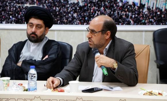 حضور ۲۴ اکیپ جمعیت هلال احمر در مسجد مقدس جمکران
